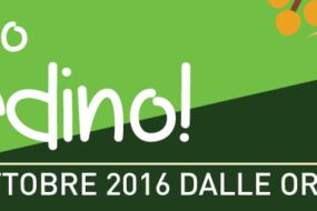 INIZIO ANNO 2016/17 - INAUGURAZIONE DEL GIARDINO