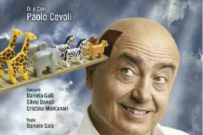 Spettacolo di Paolo Cevoli al Bonci - Sabato 25 marzo 2017 ore 21
