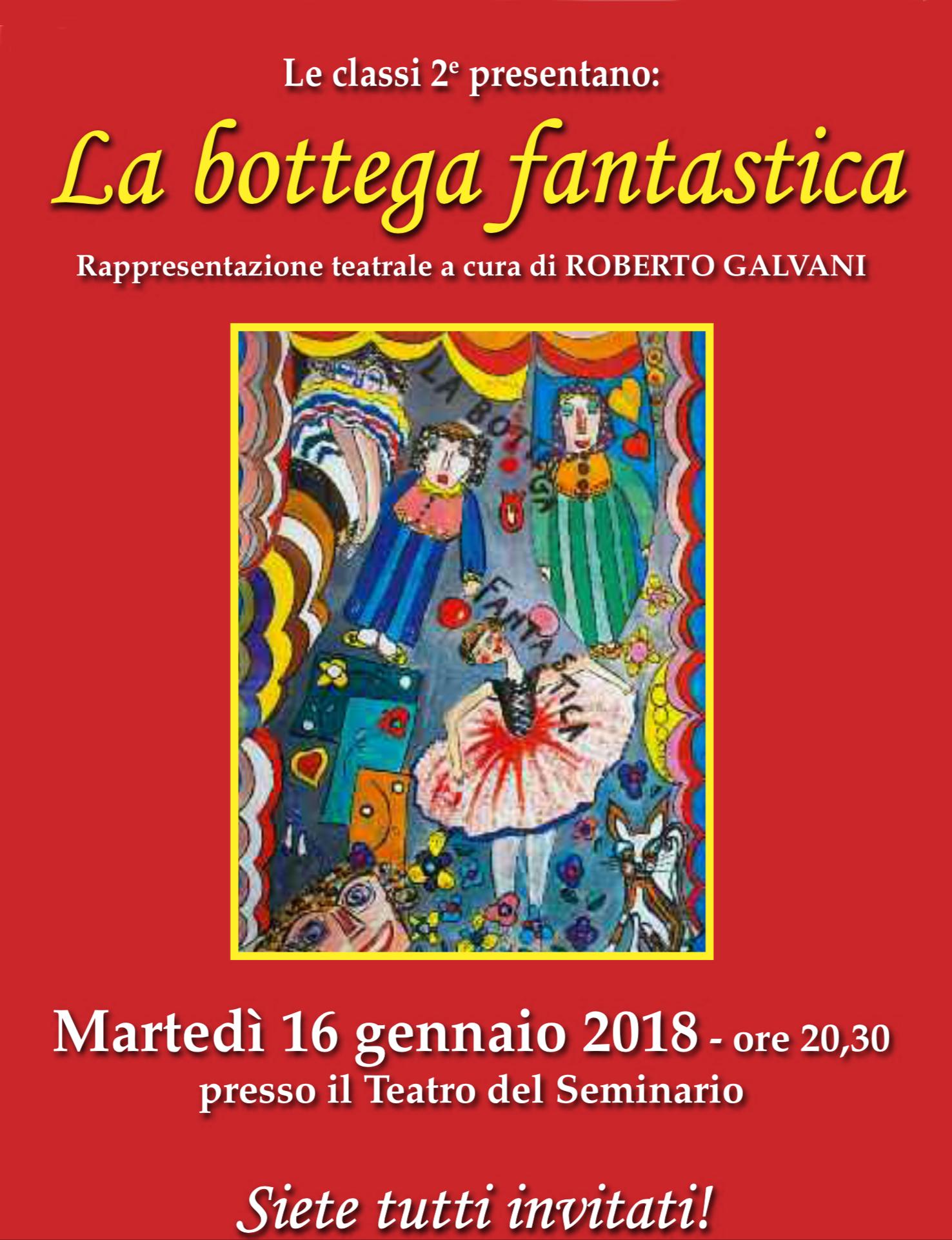 Teatro Seconda Elementare Fondazione Del Sacro Cuore Cesena